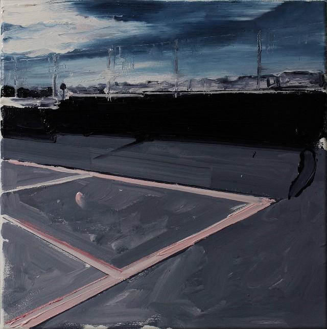Wystawa malarstwa Roberta Bubla w NCK dostępna będzie po ponownym otwarciu muzeów i galerii. Wernisaż online