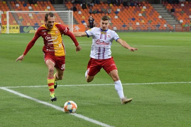 Chojniczanka przegrała kolejny mecz w I lidze