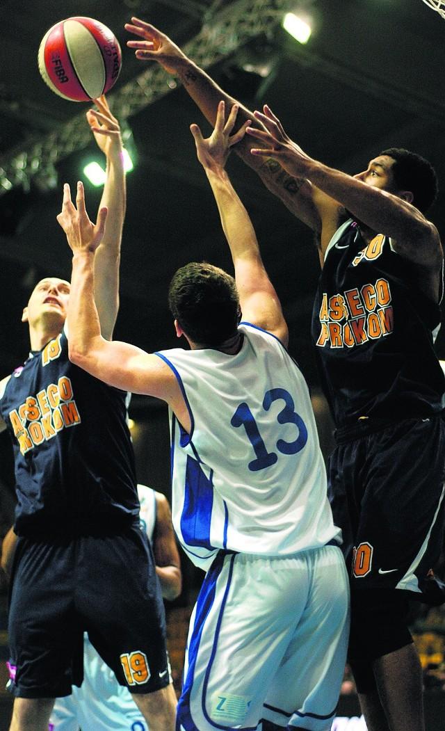Koszykarze Asseco Prokomu pewnie wygrali dwa mecze