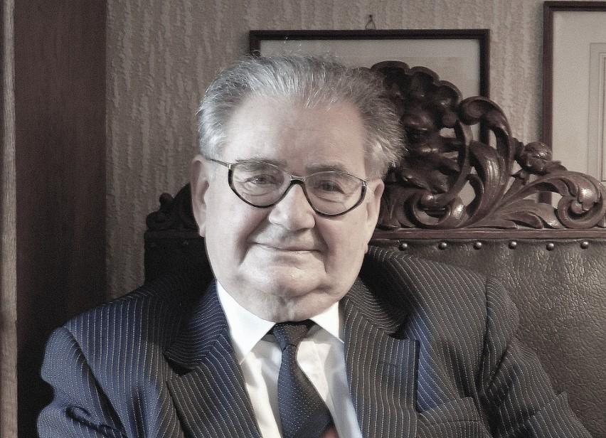 Profesor Zbigniew Pawłowski był cenionym specjalistą...