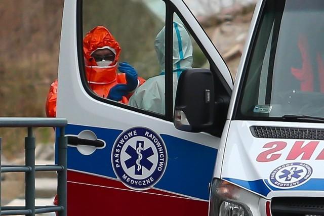 """Pacjent """"zero"""" trafił na oddział zielonogórskiego szpitala 2 marca"""