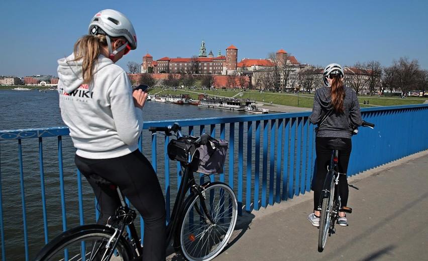 W tym roku ma przybyć w Krakowie 17 km tras rowerowych