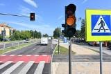 Problem z sygnalizacją świetlną na Zagnańskiej w Kielcach? Ulica pusta, a kierowcy muszą stać na światłach w środku nocy