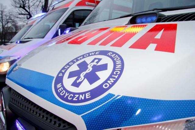 Głogowska: Dwie osoby ranne w wypadku/zdjęcie ilustracyjne