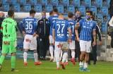 Lech  Poznań -  Legia Warszawa 0:1. Kuriozalny gol przesądził o porażce Kolejorza