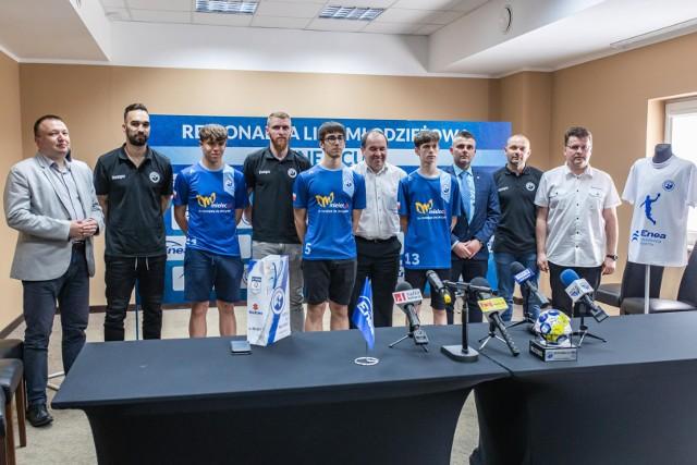 W hotelu Atena w Mielcu odbyła się konferencja prasowa przed turniejem Enea Cup 2021.