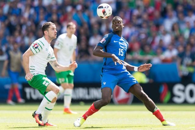 Francja - Islandia LIVE!