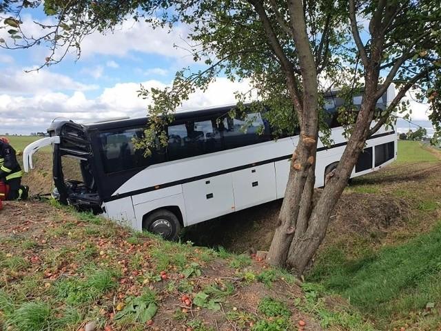 Wciąż nie znamy przyczyn wypadku autokaru przewożącego bydgoskich przedszkolaków.