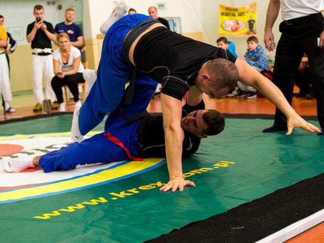 Patryk Pietrzeniak wywalczył srebrny medal w kategorii 92 kg