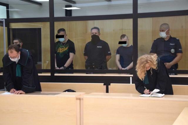 Surowe wyroki sieradzkiego sądu za śmiertelne pobicie mężczyzny