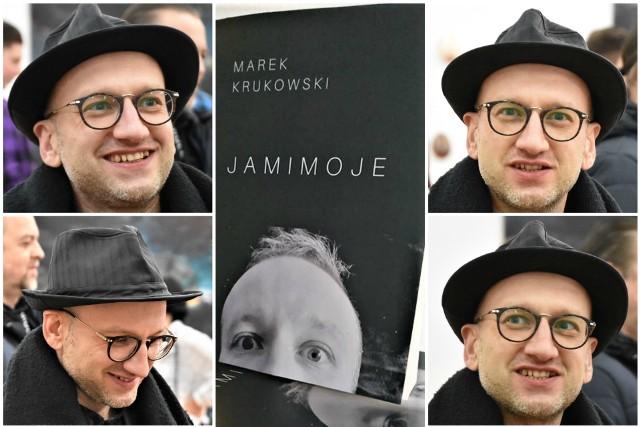 """Marek Krukowski i jego nowa powieść """"Jamimoje"""". Premiera: styczeń 2020"""