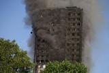 Wielka Brytania: Pożar wieżowca Grenfell Tower w Londynie, ofiary śmiertelne [ZDJĘCIA] [WIDEO]