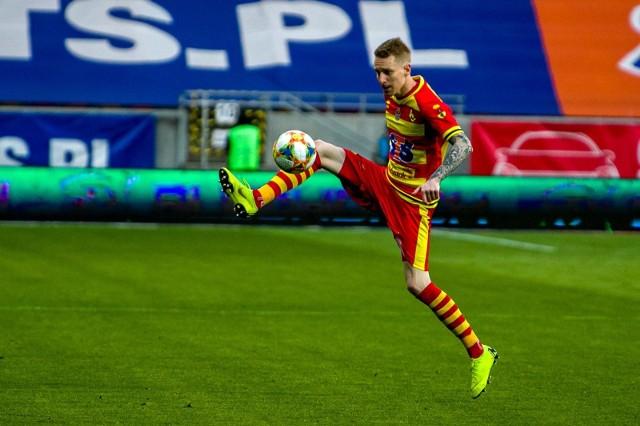 Jakub Wójcicki strzelił zwycięskiego gola dla Jagiellonii w wygranym 2:1 sparingu z MFK Rużomberok