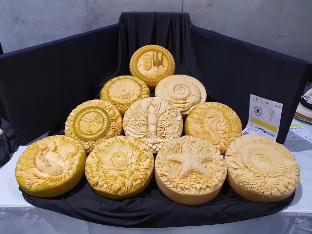 To małe dzieła sztuki w serach Mlekpolu z Grajewa