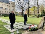 W Poznaniu złożono cześć ofiarom zbrodni katyńskiej