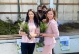 We Włoszczowie Fundacja Jesteśmy Blisko rozdała 3,5 tysiąca sadzonek drzew (ZDJĘCIA)