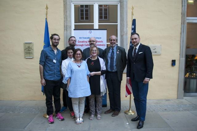 Założenie Moving.Lab, tworzone przez ośrodki naukowe z Europy i Ameryki, odbyło się na uniwersytecie w Luxemburgu.