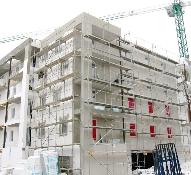 Nowe mieszkania Zmiany w prawie mają lepiej chronić kupujących mieszkania.