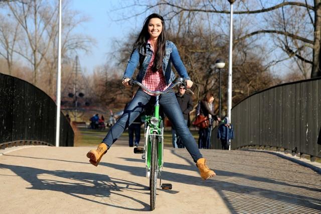Studenci dostaną rowery za darmo. Będą musieli przejechać nimi 120 kilometrów miesięcznie