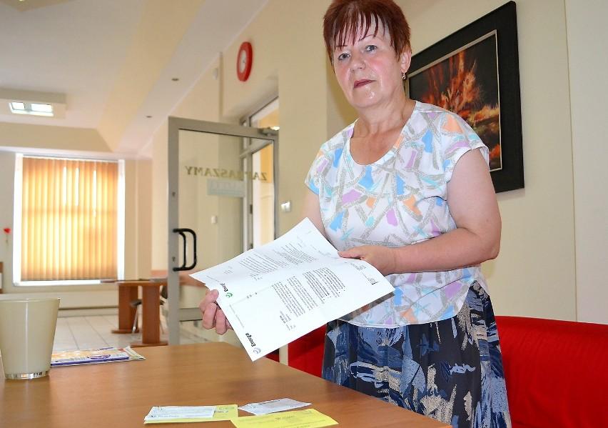 """Teresa Daraż ma dość tej """"kołomyjki"""": - Piszę do Energi polecone i dzwonię na infolinię, a kopii umowy jak nie ma, tak nie ma..."""
