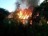 Tragiczny pożar koło Sławna w Pomiłowie. Pod gruzami znaleziono zwłoki [ZDJĘCIA]