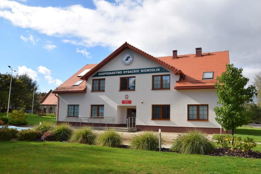 Gospodarstwo Rybackie w Niemodlinie.