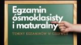 Matura 2020 - Terminy: egzaminy szkolne odbędą się w czerwcu. Sprawdź harmonogram egzaminów ósmoklasisty i maturalnych?