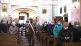 Święto Konstytucji 3 Maja we Włoszczowie. Uroczysta msza i złożenie kwiatów [ZDJĘCIA, WIDEO]
