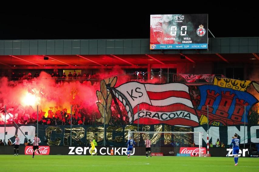 Kibice Cracovii wrócą na stadion na mecz z Jagiellonią