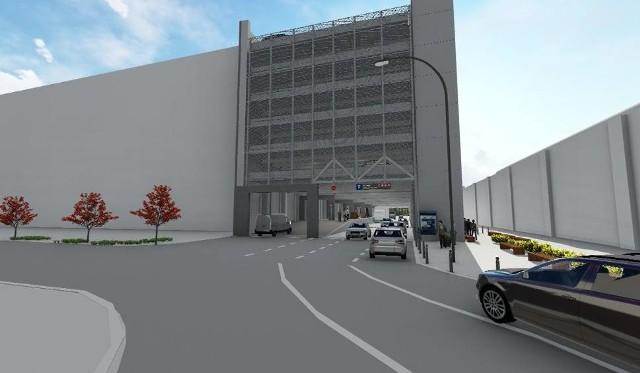 Budowa parkingu miała się rozpocząć już kilka tygodni temu i zakończyć w październiku.