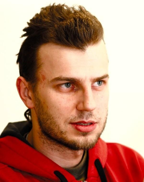 Tomasz Kowalczuk został dawcą szpiku