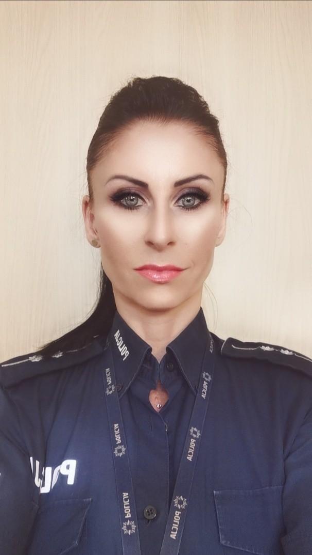 asp.Monika Jaroszewicz...