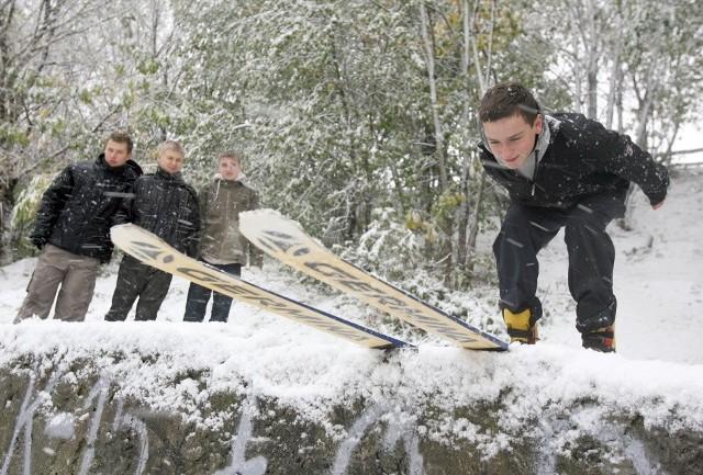 Zawody w skokach na Rudzkiej Górze planowane były na niedzielę.