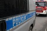 W Tylawie na drodze krajowej nr 19 w tył osobówki uderzył samochód cieżarowy. Jedna osoba jest ranna