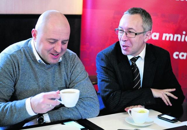Szefowie Widzewa, podobnie jak i innych klubów, chcieliby dostać pod choinkę wyższe budżety...