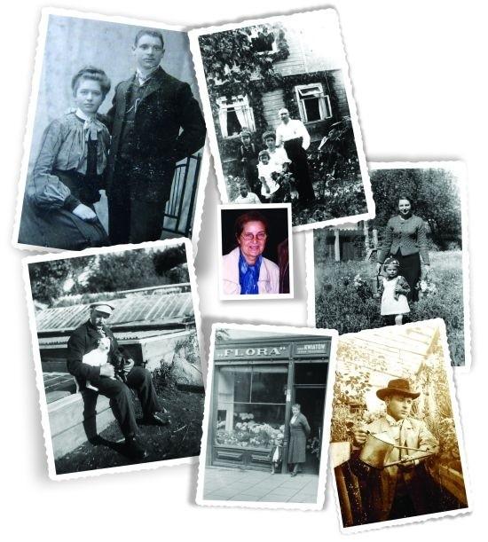 Pani Ingrid często odwiedza Białystok, a w swoim domu w Dreźnie urządziła pokój z polskimi pamiątkami