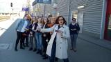 Do Zaboru przyjechali uczniowie z Rumunii. Platforma eTwinning łączy szkoły z Europy! [ZDJĘCIA]