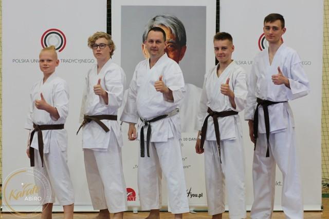 Reprezentanci ABiRO Zielona Góra zdobyli pierwsze medale mistrzostw Polski.