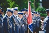 Koszęcin: 100-lecie Policji Państwowej. Komenda powiatowa w Lublińcu świętowała w siedzibie Zespołu Pieśni i Tańca Śląsk ZDJĘCIA