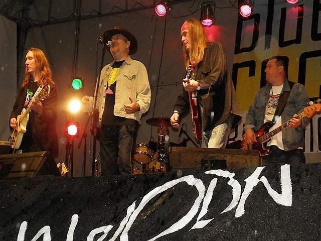 występowała na muzycznych campingach, w Zbicznie i w ub. roku na Blues Rock Meetingu