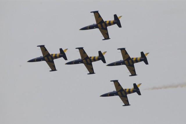 Aerofestival debiutował w Poznaniu w ubiegłym roku. Pokazy lotnicze zobaczyło ok. 50 tys. osób