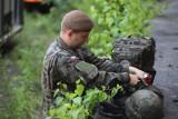 Terytorialsi z całej Polski szkolą się w Łodzi. Żołnierze WOT będą udzielać pierwszej pomocy