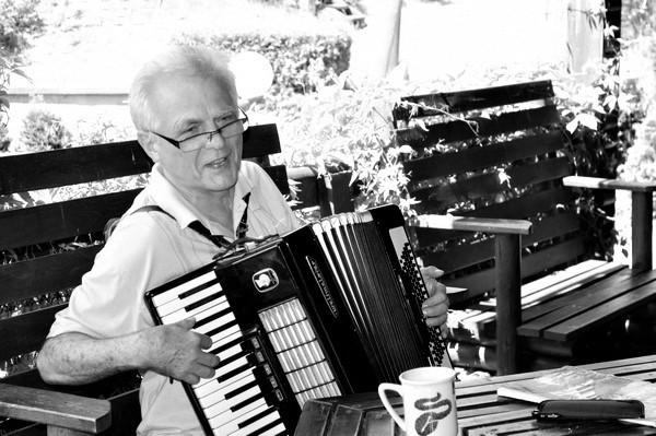 Zbigniew Bocian to muzyk związany m.in. z Gorzowem.