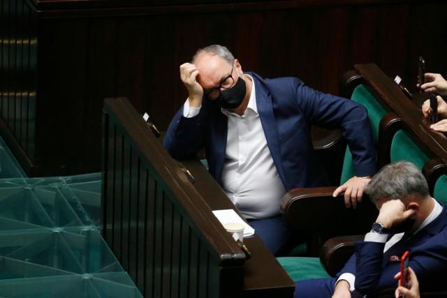 Marszałek Sejmu przebywa obecnie na kwarantannie