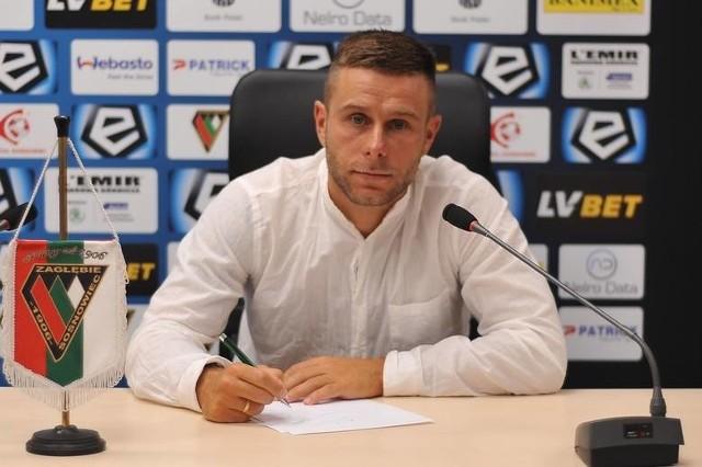 21 czerwca 2019 roku Patryk Małecki podpisał dwuletni kontrakt z Zagłębiem Sosnowiec