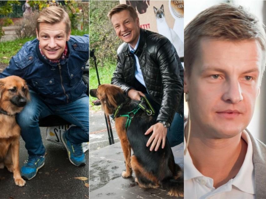 Rafał Mroczek razem ze swoim bratem bliźniakiem od ponad 20...