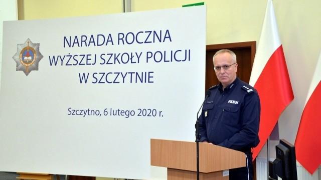 Marek Fałdowski złożył rezygnację ministrowi spraw wewnętrznych z funkcji rektora WSPol w Szczytnie