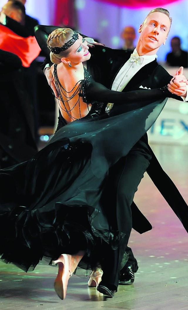 Bartosz Lech i Kornelia Kopaczyńska wywalczyła III miejsce, tym samym zdobywając tytuł II wicemistrzów kraju