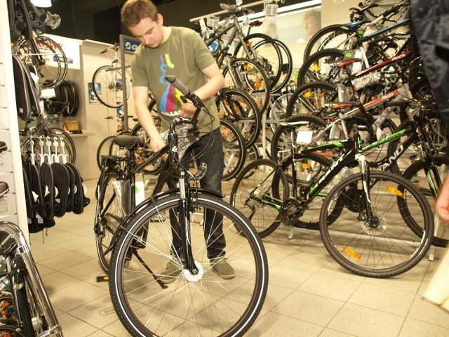 Sezon za pasem - ile zapłacimy za rower?Do wyboru mamy przynajmniej 7 rodzajów rowerów.