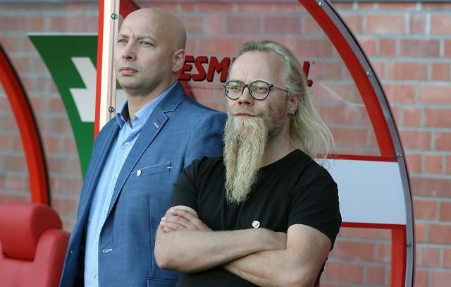 Przemysław Klementowski pozostał prezesem zarządu, charyzmatyczny Michał Sapota żegna się z klubem